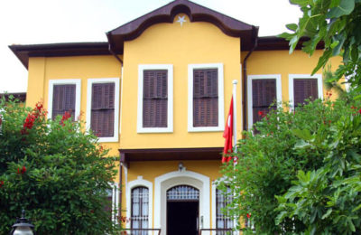 Ataturk's House and Museum in Alanya