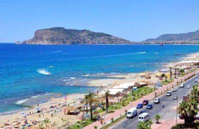 Begonvil ve Portakal Plajları