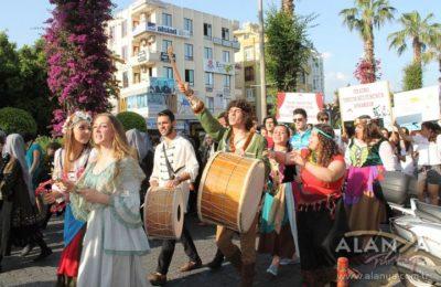 Turizm ve Sanat Festivali yapıldı (FOTO GALERİ)