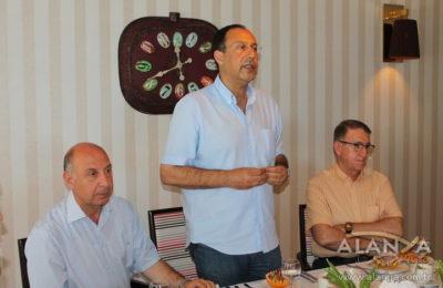 (EN) 'Alanya turizmi güçlenecek'
