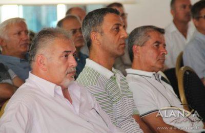 Turizm dosyası Mevlüt Çavuşoğlu'ya verildi