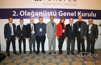 Turizmciler Antalya'da buluştu