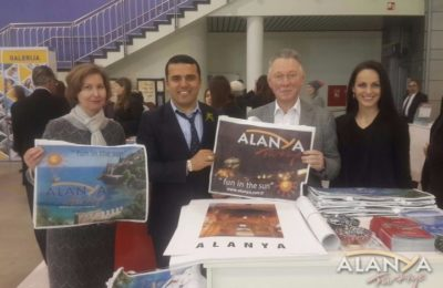 Litvanyalılar Alanya'dan memnun