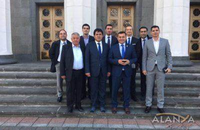 Ukrayna Turizm Fuarı'na Alanya damgası