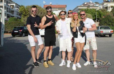 (EN) Bulgarlar Alanya'yı izleyecek