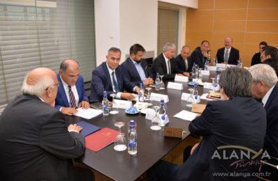 (EN) Turizm Bakanı Alanya'ya gelecek