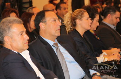 TÜROFED'e Alanya'dan iki temsilci