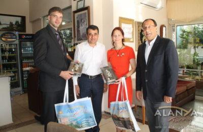 'Ekonomimiz turizme bağlı'