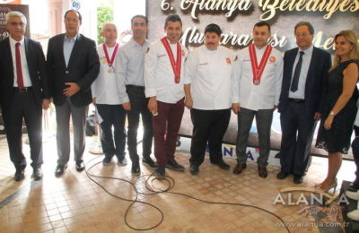 Altın Kepçe Yemek Yarışması yapıldı