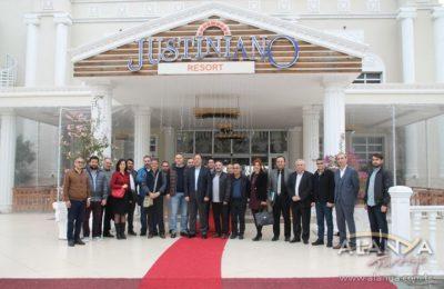 ALTUYAB ve INTOD Bölge Toplantıları yapıldı