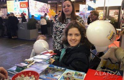 (EN) Letonya'da Alanya tanıtılıyor