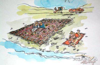 (EN) Akdeniz Karikatür Yarışması Sonuçları Açıklandı…