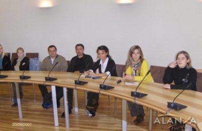 Alanya Promotion in the Partner City Trakai