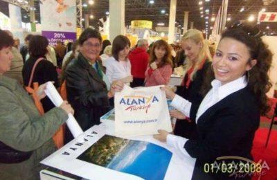 International Uzataş tourism exposition in Hungary