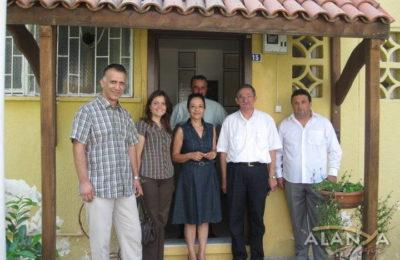 Cumhuriyet Gazetesi ALTİD'i ziyaret etti
