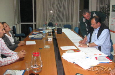 AKPAB Yönetiminin ALTİD'i ziyareti