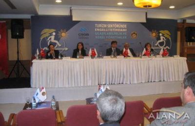 Turizm Sektöründe Engelli İstihdamı, Ulaşılabilirlik ve Yerel Yönetimler Paneli
