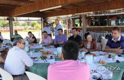 ALTİD Yönetimi Basınla Kahvaltıda Buluştu