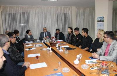 Ümit Altay Otelcilik Okulu'ndan ALTİD'e teşekkür