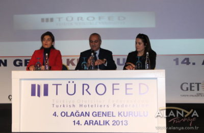 TÜROFED'in Yeni Yönetim Kurulu Belirlendi