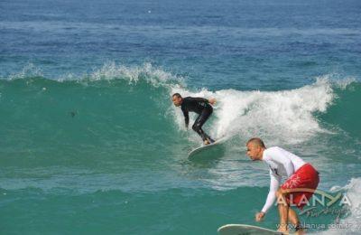 Alanya sörfte marka adayı