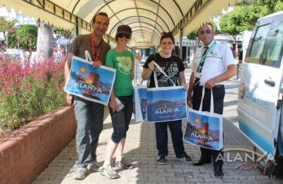 İspanyol basını Alanya'da