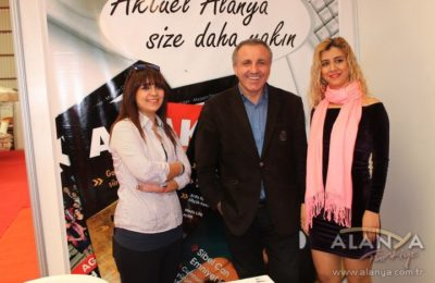 'Alanya'nın ihtiyacı uluslararası fuar'