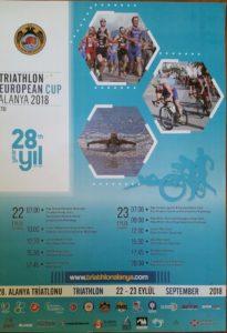 2018 Alanya ETU Triathlon European Cup @ Belediye Arkası Galip Dere Plajı | Antalya | Türkiye