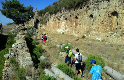 Alanya Trekking, Bisiklet ve Offroad Parkurları