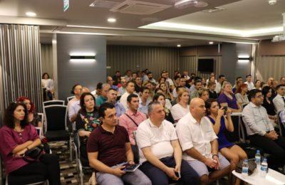 (Turkish) 'Dijital Devrim' semineri yapıldı