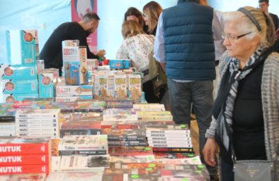 (Turkish) Alanya Kitap Fuarı açıldı