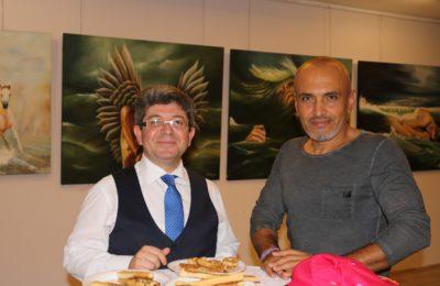 (Turkish) Sanat şöleni AKM'de