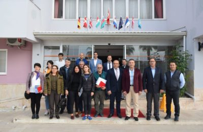 (Turkish) 'Turizm eğitimi şart'