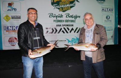 (Turkish) Alanya Jigging Turnuvası yapıldı