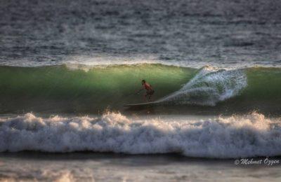 (Turkish) Sörf heyecanı Alanya'da