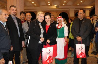 Polonyalılar 'Bağımsızlık Günü' kutlaması yaptı