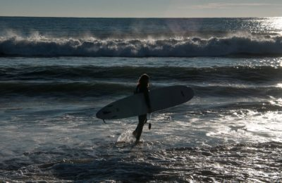 Sörf heyecanı Alanya'da