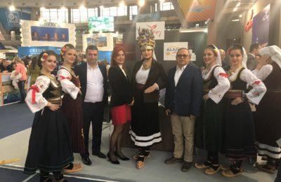 'Kültür turu için gelecekler'
