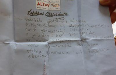 Çocuklardan Türk Yıldızları'na 20 bin mektup