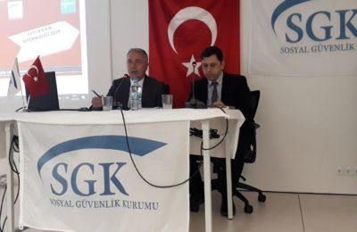 (Turkish) Turizm teşvikleri anlatıldı