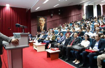 (Turkish) Siber Güvenlik Konferansı yapıldı