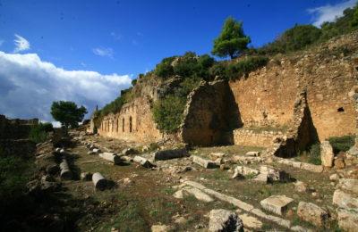 (Turkish) Syedra'da kazı çalışmaları başlıyor