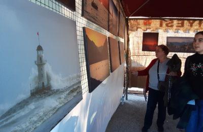 (Turkish) Yarışma fotoğrafları sergilendi