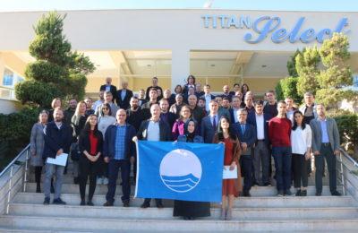 (Turkish) Mavi Bayrak değerlendirme toplantısı yapıldı