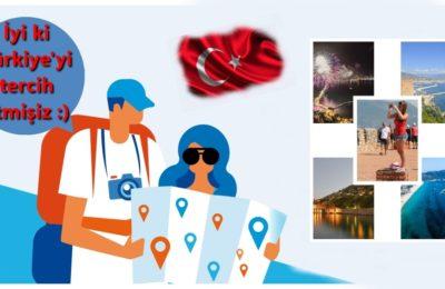 (Turkish) Türkiye en fazla turist çeken 6. ülke oldu