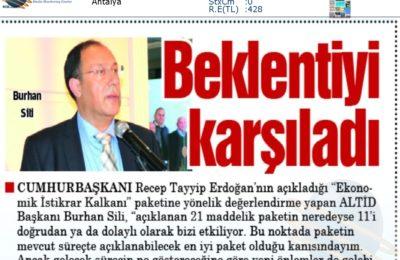 (Turkish) MART 2020 BASIN GÖRSELLERİ