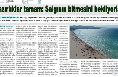 (Turkish) NİSAN 2020 BASIN GÖRSELLERİ