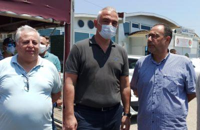 """""""Sağlıklı Turizm, Güvenli Kent Alanya"""" toplantısı yapıldı"""