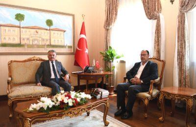 (Turkish) Vali'ye ALTİD ziyareti
