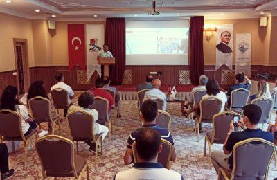 (Turkish) Sağlık turizmi toplantısı yapıldı